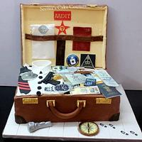 Suitcase of Secret Agent