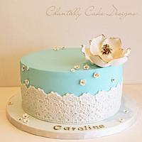 Chantilly Cake Designs - Beth Aguiar