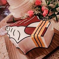 FSU Groom's Cake