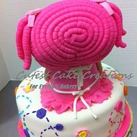 Lalaloopsy by Evelyn Vargas