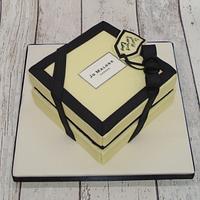 Jo Malone gift box
