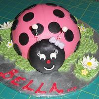 Pinkie the Ladybug