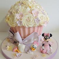 Disney Giant Cupcake
