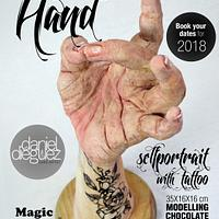 """""""Hand selfportrait"""" NEW CLASS for 2018."""