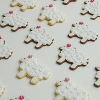 Spring Cookies by Deema