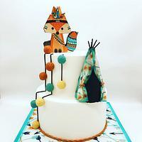 Renard cake