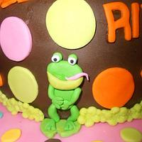 Baby Shower-Jungle Theme Baby Rivera by Maria Cazarez Cakes and Sugar Art