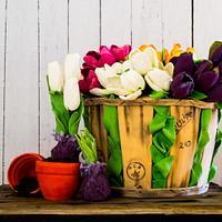Tulip Basket