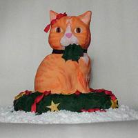 Cat of Frostington Village