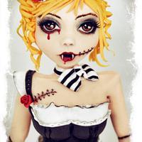Lady Halloween