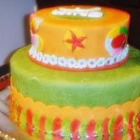 Yummy Corporate Cake