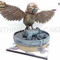 Oscar the owl -Steam cakes colab