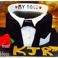 Bond cake
