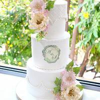 Wedding Cake - A&S