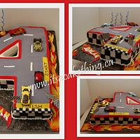 Hot Wheels Birthday