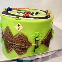 Cars Birthday by Dawn Henderson