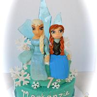 Elsa & Anna Frozen