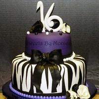 Royal Purple Sweet 16