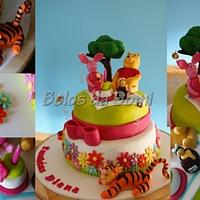 winnie the pooh and friends by Somi