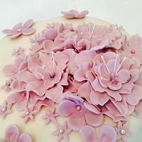 Lovely cake:)