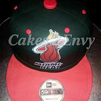Miami Heat Ball Cap