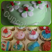 Cake decorating class projects