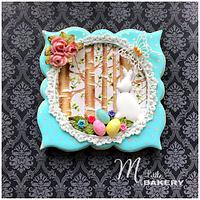 Easter Cookie Card