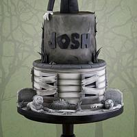 Night of the Living Dead Cake
