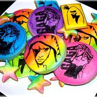 Lady Gaga Cookies