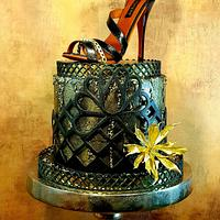 Cake shoes