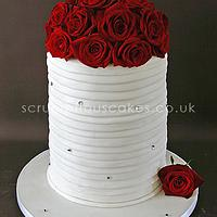 Vase Wedding Cake