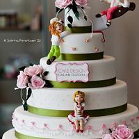 Cake Design Italian Festival 2012