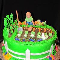 Gardener's Cake