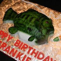 Sun Fish Cake