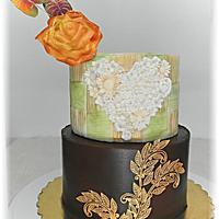 Simply chocolate cake