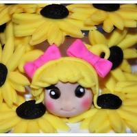 Princess Cupcake Tower - Anime by Bobie MT