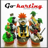 Go Karting by Diana