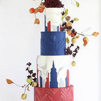 NY Cake show Wedding Entry