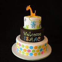 Giraffe Baby Shower II
