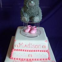 Girly Tatty Christening