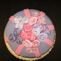 Happy Mother's day cake by Sugar&Spice by NA