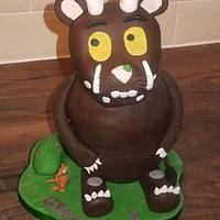 The Gruffalo Cake!