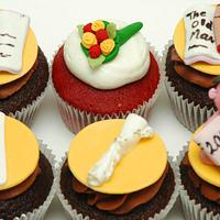 Graduation Cupcakes by Deema