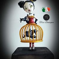 Italian Sugar Dream collaboration - my Sheryl