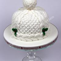 Woolen Hat Xmas Cakes