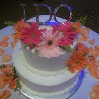 Gerber Daisy Wedding