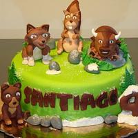 Tales of tatonka cake