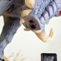 Fantastic Beasts of Birthday Mischief - Tebo