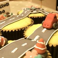 Cars and Roads by Bakedincakedout