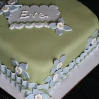 Eve's Spring Birthday
